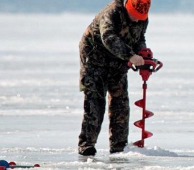 Зимняя рыбалка — легко и просто