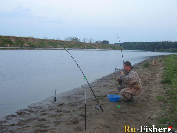 бесплатная рыбалка в троицке