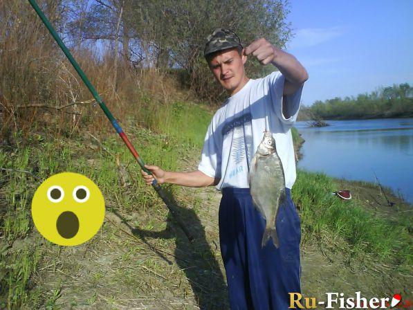 рыбалка техника
